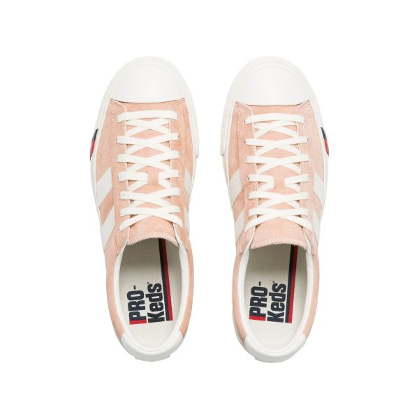 ROYAL PLUS SUEDE DUSTY PINK
