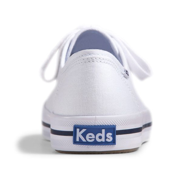 KICKSTART SEASONAL SOLIDS WHITE