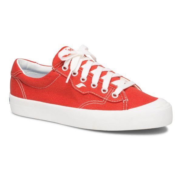 CREW KICK7 CANVAS RED