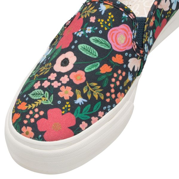 DOUBLE DECKER RPC FLORAL WILD ROSE NAVY