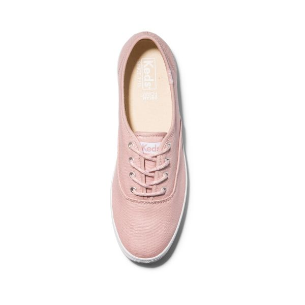 CHAMPION SEASONAL SOLIDS MAUVE