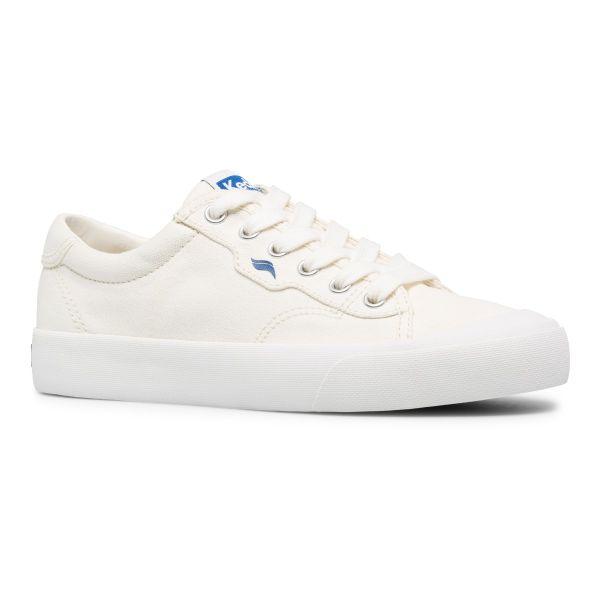 Crew Kick 75 Organic Cotton White