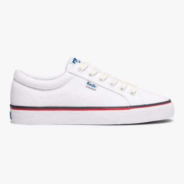 Jump Kick Organic Core Twill White