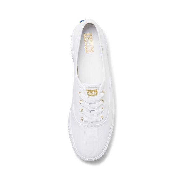 Triple Cvo Amp Organic Cotton White