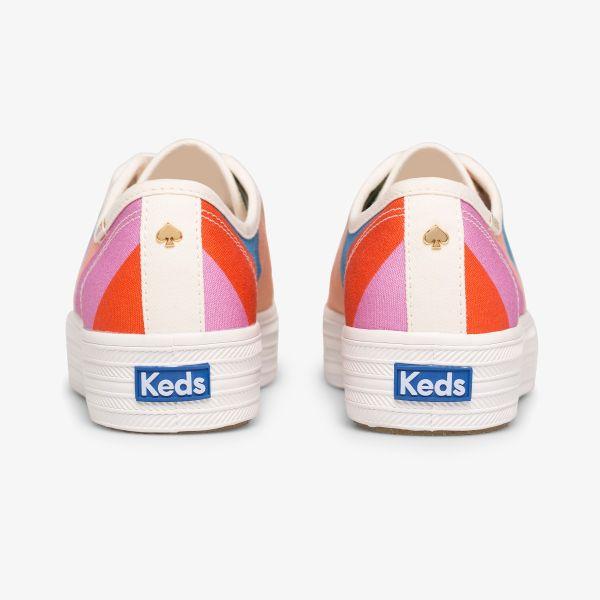 Triple Kick Ks Multi Stripe Pink Multi