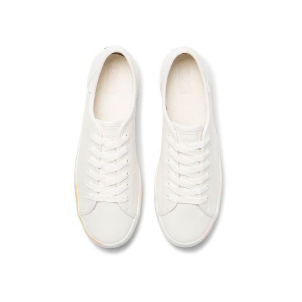 Kickstart Leather Marble White/Multi