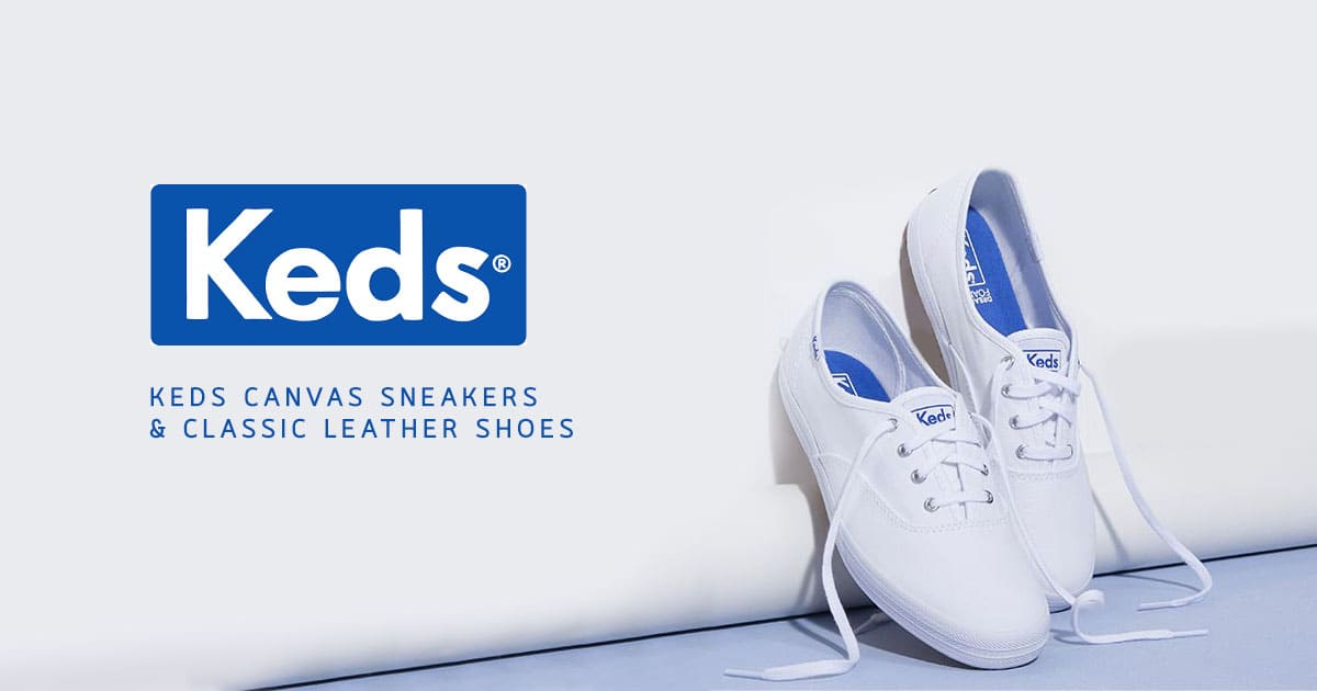 Keds Canvas Sneakers & Classic Leather Shoes | Keds Thailand